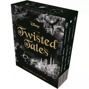 Disney Twisted Tales 3 Book Slipcase Collection