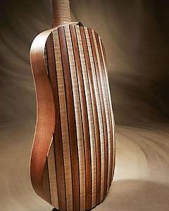 5 Course Baroque Guitar after Sellas by Early Music Shop