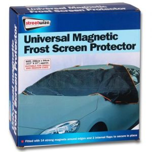 Streetwize Universal Magnetic Frost Screen Protector