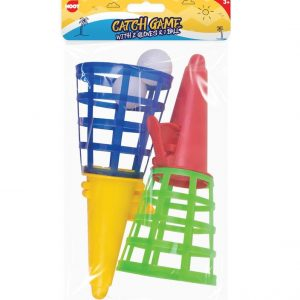 Click and Catch Game - 4pc
